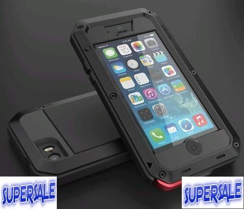 size 40 8753e 724e0 iPhone 6s Plus Tough Metal Armor Aluminium Casing Case Cover