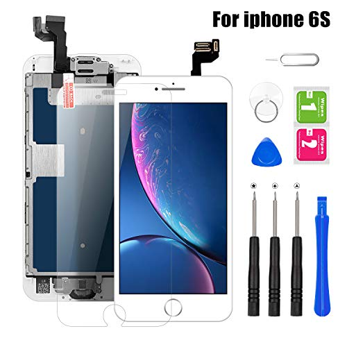 "~ for iPhone 6S Screen Replacement 4.7 "", LCD Display Touch Digitizer Ass"