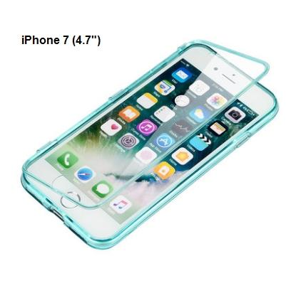 "iPhone 7 (4.7"") 360 Protection Casing Case Cover [Delivery 5-9 days]"