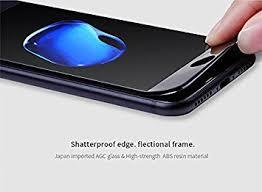 iPhone 7 8 7+ 8+ Plus 3D Full Screen Coverage Protector