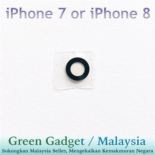 iPhone 7/8 Camera Glass Sapphire Class (Replacement)