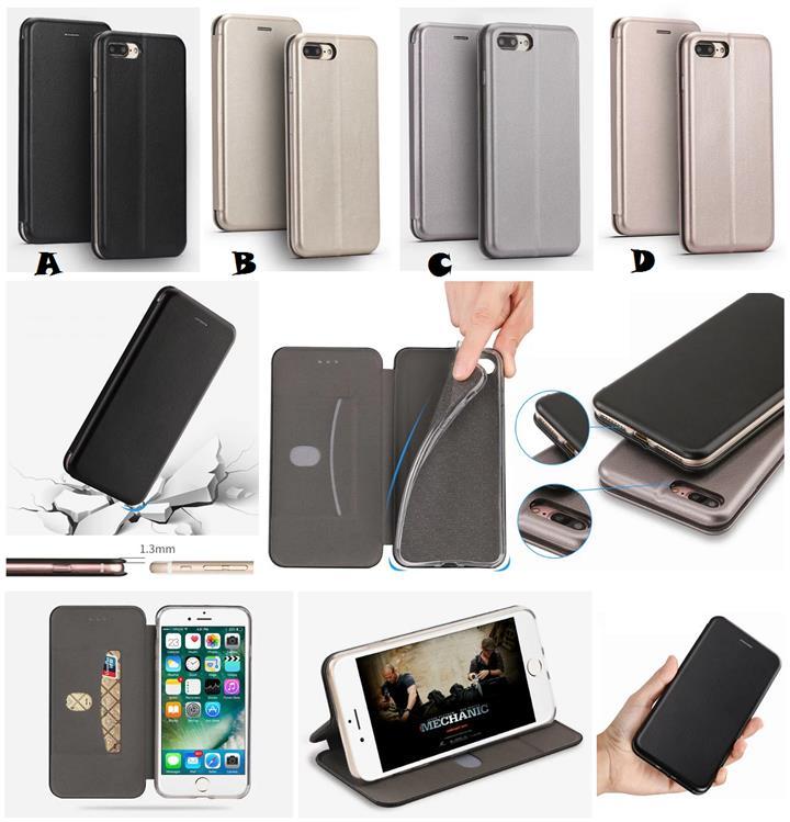 iphone 7 magnetic flip case