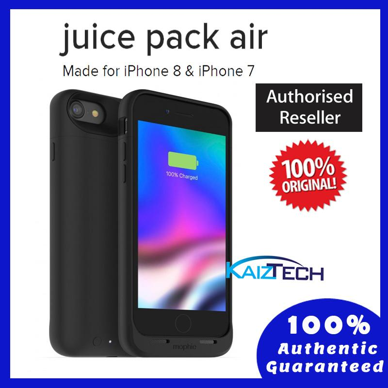 newest a5231 75245 iPhone 7 Mophie Juice Pack Air Wireless Battery Case 2,525mAh