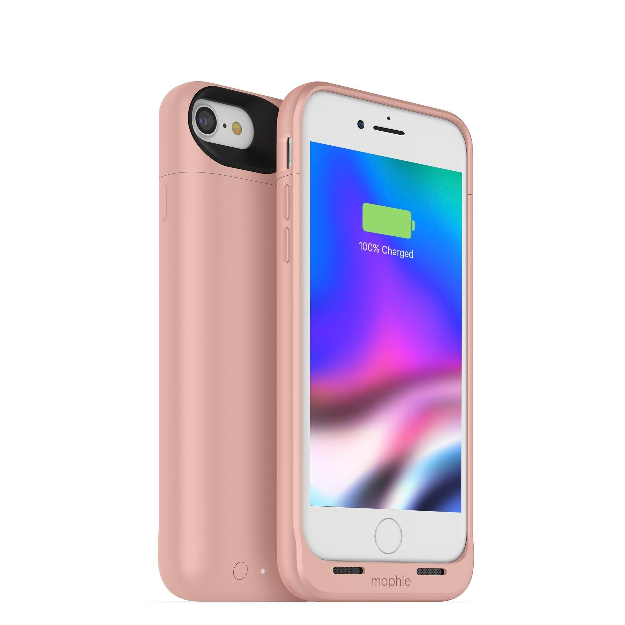 newest 5e6fd 71911 iPhone 7 Mophie Juice Pack Air Wireless Battery Case 2,525mAh