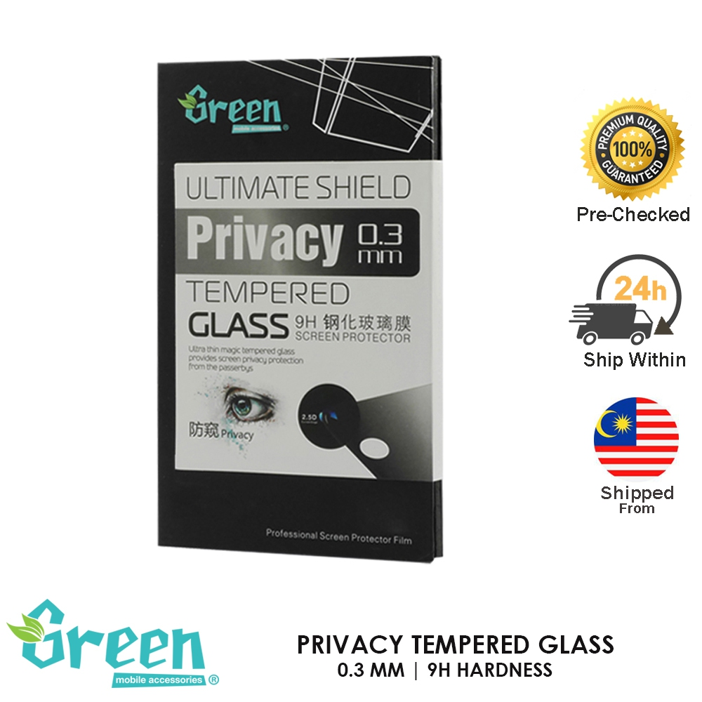 online retailer 6c70b 96434 IPHONE 7 PLUS 8 PLUS ULTIMATE SHIELD GREEN TEMPERED GLASS 0.3MM 2.5D CURVE  PRI