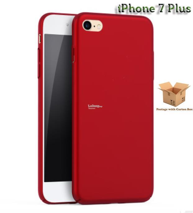 iphone 7 plus slim case red