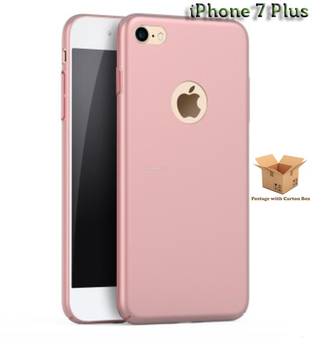 IPhone 7 Plus Rose Gold Hard Case Slim Type