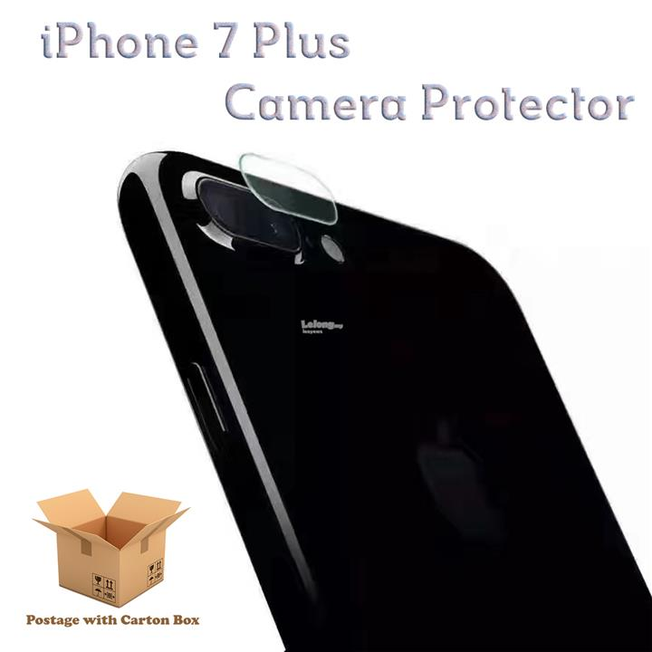 iPhone 7 Plus Tempered Glass Camera Protector
