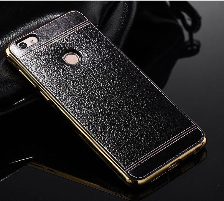 Iphone Samsung Oppo Silicone Case Leather Pattern