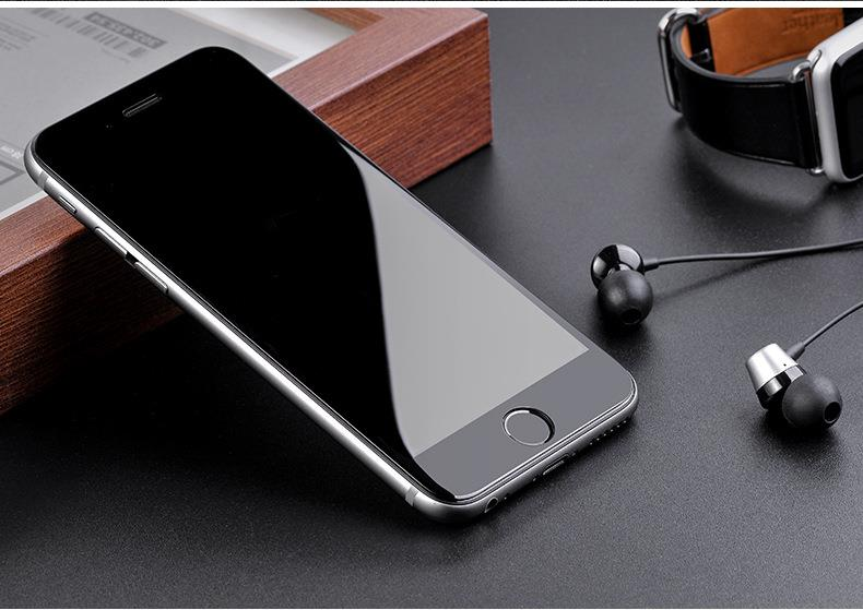 iPhone X 6 6S 7 8 Plus 5D Full Cover Tempered Glass Screen Protector