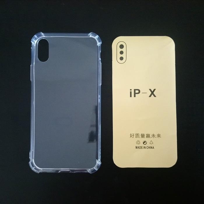 promo code ecb49 c6ada IPhone X Airbag Shockproof Phone Case
