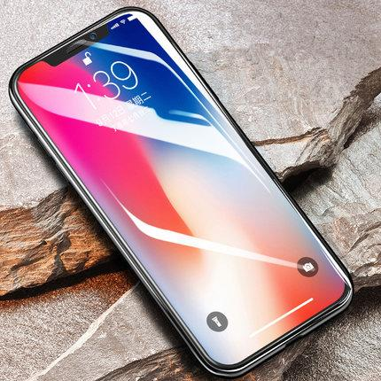 Iphone x anti drop tempered film protector