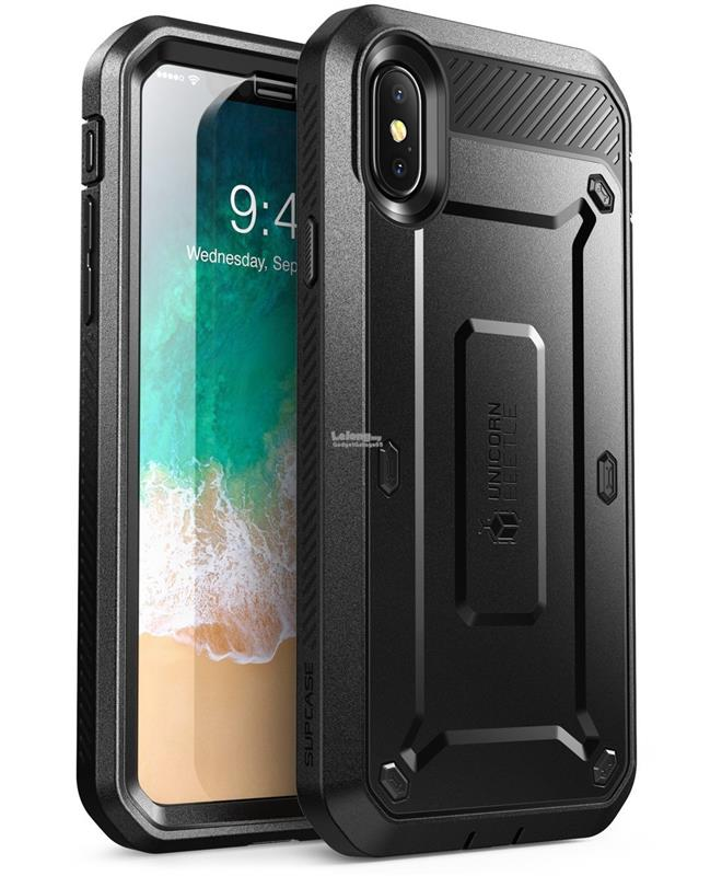 new style ecb63 a72ab iPhone X Case, SUPCASE Unicorn Beetle PRO Full Protective Case