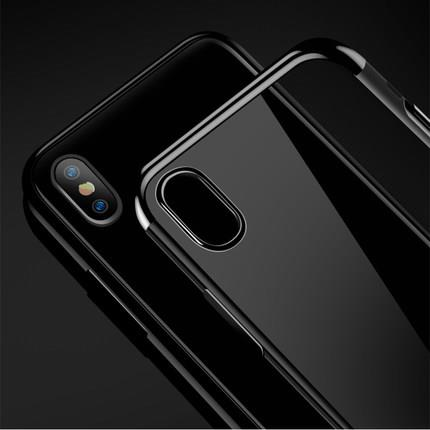IPhone X drop-proof transparent ultra thin cover