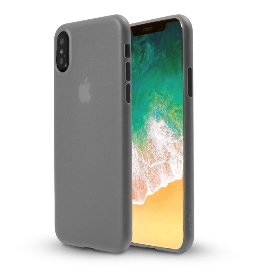 iPhone X / iPhone 10 Case - Orzly Slim ULTRA SLIM [0.28mm] Case
