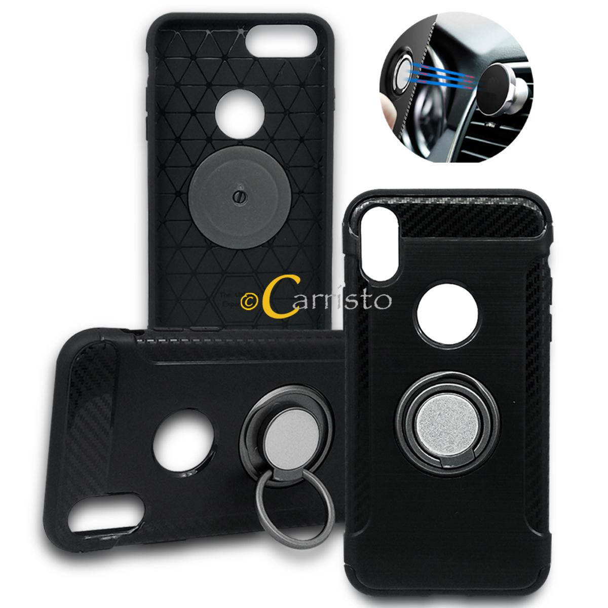 new concept 05115 59543 Iphone X Iphone 7 Plus 8 Plus Magnetic Car Holder Case Cover Casing