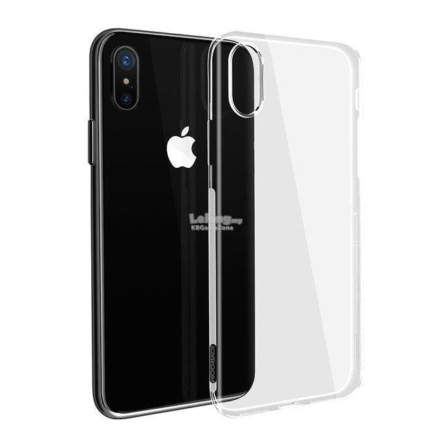 brand new 8ff56 99905 iPhone X Silicone Case TPU fits very well hand Ultrathin transparent