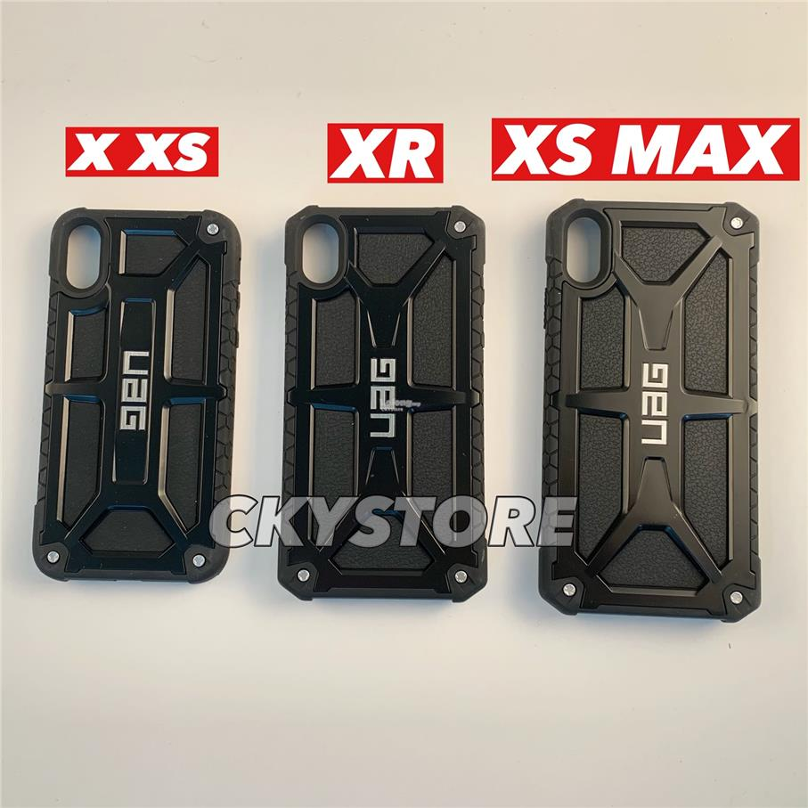 sale retailer 28a93 9145a IPHONE X XS XR / XS MAX UAG MONARCH DROP TESTED CASING Case