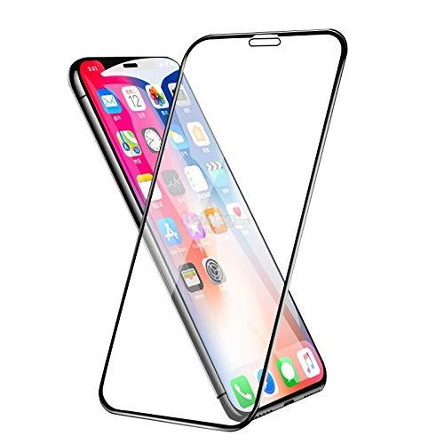 Iphone XR 6.1 9D Curved Edge 9H Tempered Glass Screen Protector
