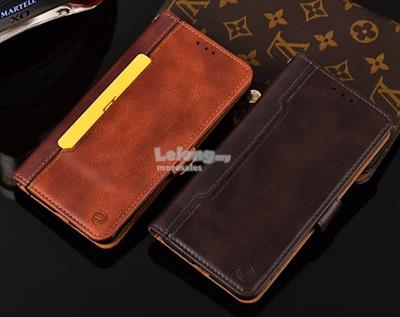 iPhone XR XSMax XS 7G 8G 7P 8P 6G 6P casing pu leather case card holde