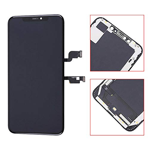 ~ New iPhone Xs Max LCD Digitizer Screen Replacement 6.5 Inch Retina Display F