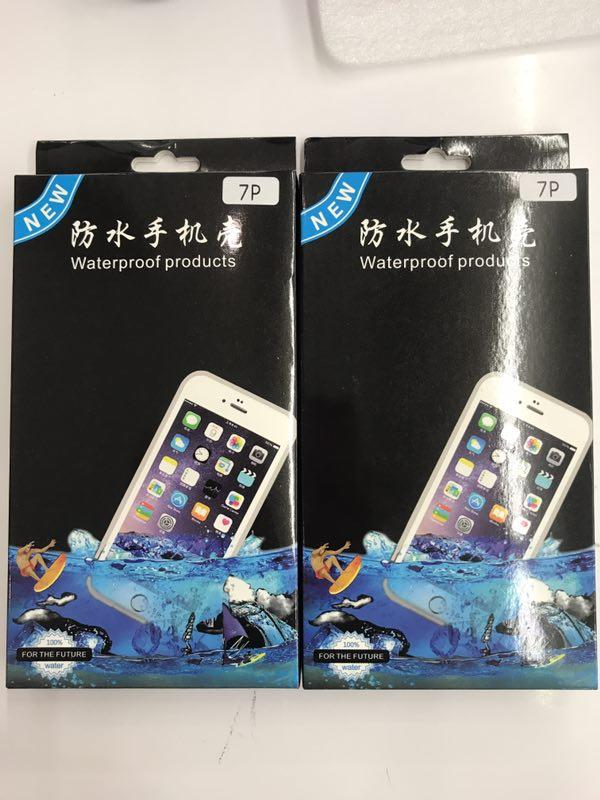 IPHONE7 WATERPROOF CASE COVER BAG