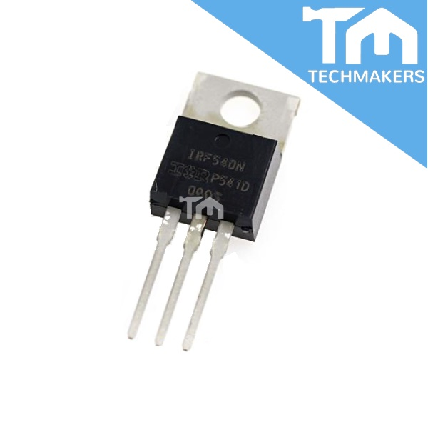 IRF540N Power MOSFET TO-220 Package