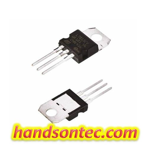 IRF740 10A/400V N-Channel Power MOSFET