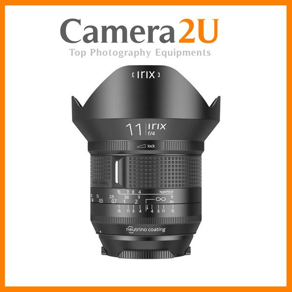 IRIX 11MM F/4 FIREFLY (FOR CANON)