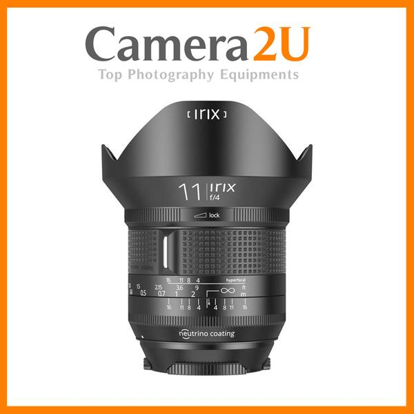 IRIX 15MM F/2.4 FIREFLY (FOR CANON)