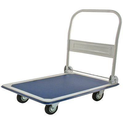 Iron Bull PH-300 Foldable Platform Hand Truck Trolley 300kg