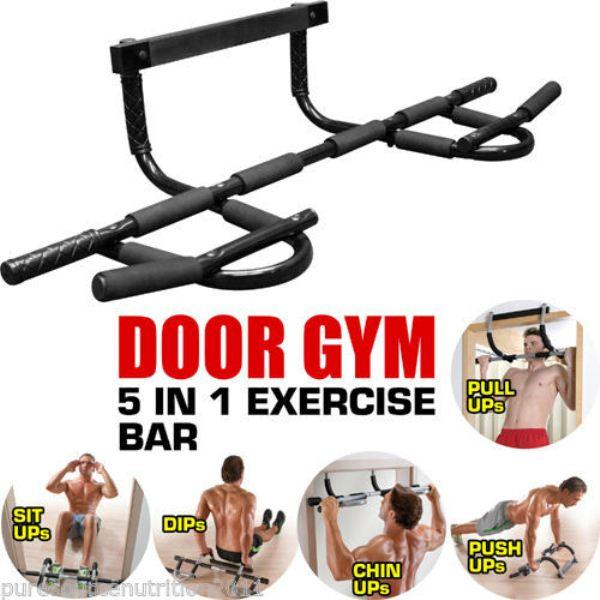 Iron Gym 323 Upper Body Workout Bar Fitness Abs Push Up Exercise Door  sc 1 st  Lelong & Iron Gym 323 Upper Body Workout Bar (end 4/13/2019 2:51 PM)
