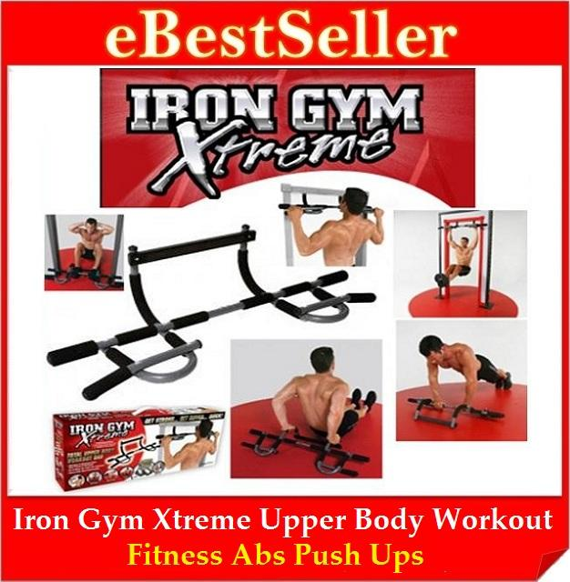 how to put up iron gym pro fit
