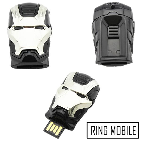 Iron Man 3 War Machine InfoThink 8GB USB Flash Drive - Original