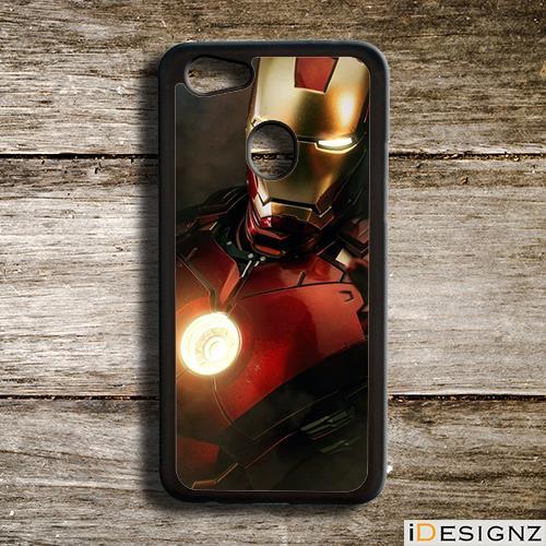 low priced 0e4ac 78630 Iron Man Movie Case Cover for Oppo F9 F7 F5 A37 Vivo V9 V7 V7+