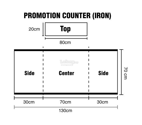 Iron Promotion Table