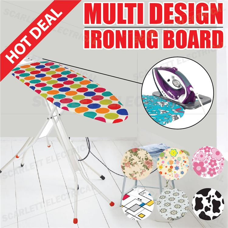 Ironing Iron Board Non-slip Cap Heat Resistance Mesh Table Multicolour
