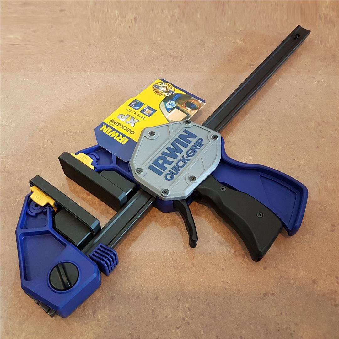 "12/"" 10505943 Irwin Quick-Grip Clamp 300mm Xp"