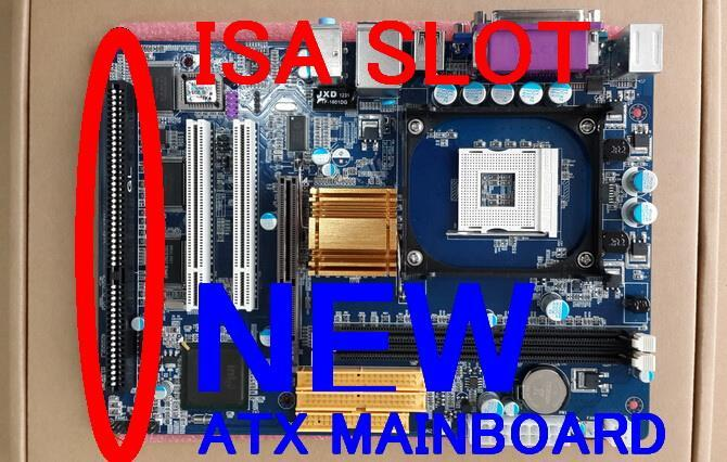 ISA SLOT M/B ,NEW PC MAINBOARD WITH 1 - 3 ISA SLOT ,INTEL 845 945