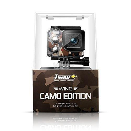 Isaw Wing Action Camera * Official Isaw Malaysia Unit*