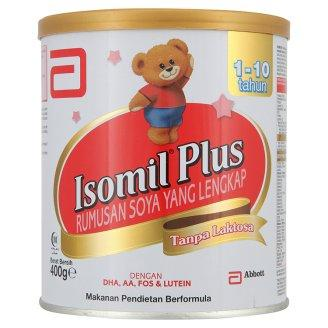 Isomil Plus Soy Milk 400g (above 1 years old)