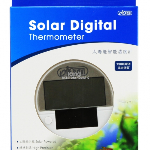 ISTA Solar Digital Thermometer