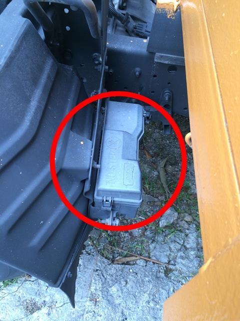Isuzu Hicom Lorry Fuse Box Cover (end 5/19/2020 4:15 PM)