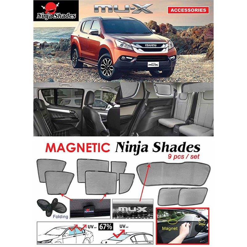 Isuzu Mu X 2017 2019 Ninja Shades C End 5 4 2020 2 25 Pm