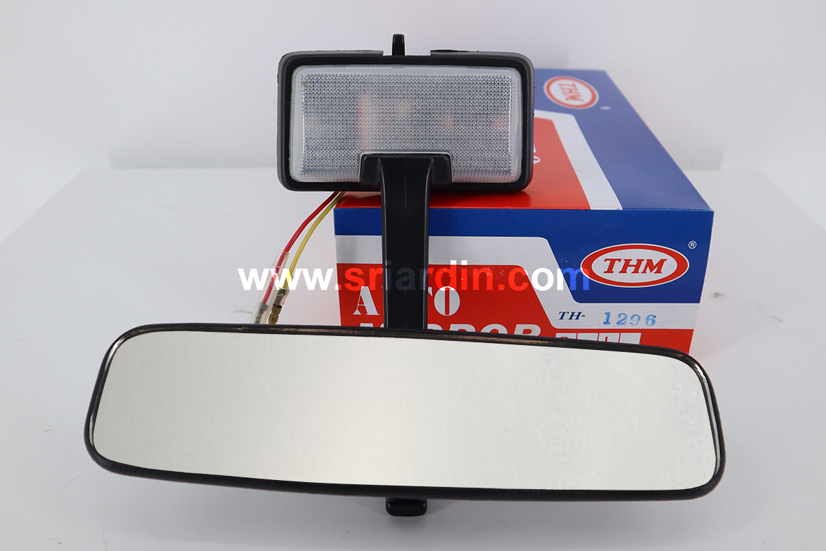 Isuzu NPR NKR NHR ELF Rear View Mirror with Light