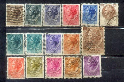 Italy Nice Stamps Lot 1