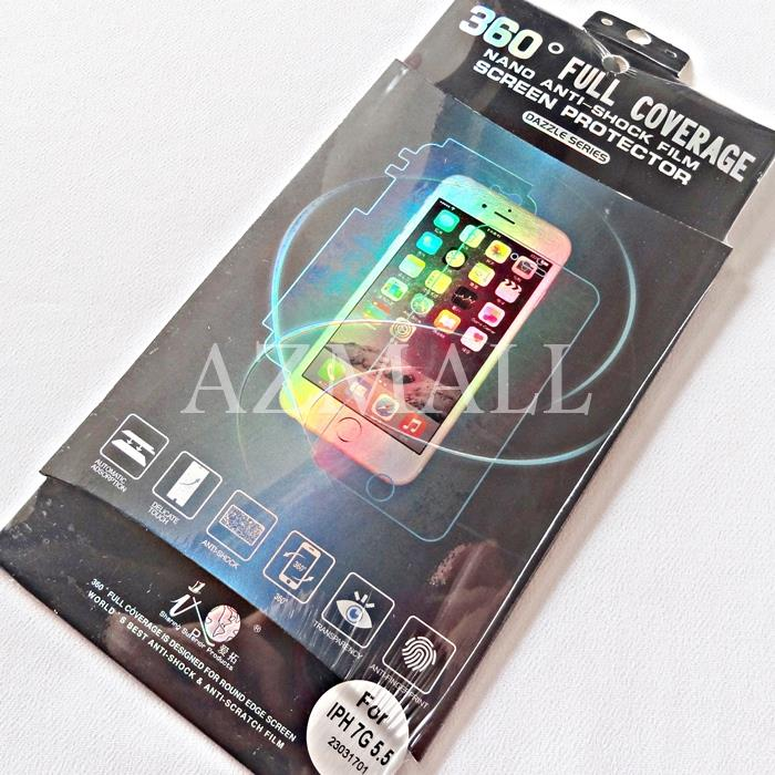 ITOP Full Coverage Nano Screen Protector Apple iPhone 6 6S 7 8 Plus