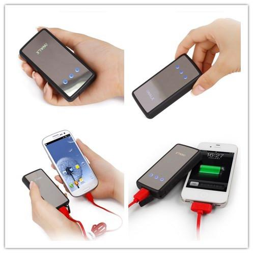 iWALK Universal Portable Battery Extreme 2800 mAH Power Bank - rmtlee