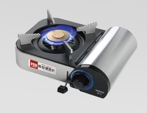 Iwatani Mini Portable Gas Stove Zm 1