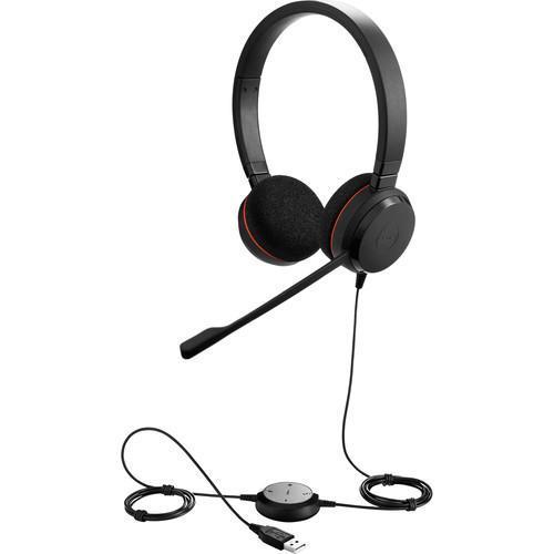 Jabra EVOLVE 20 Wired Stereo Headset